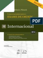 Vol. 12 Direito Internacional