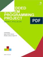 WSC2017 TP16 Embedded System Programming UK en PART1 Ver2.0