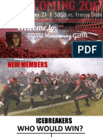 sdsu homecoming gbm