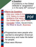 1 progressive era