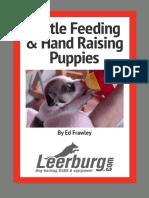 Bottle Feeding Puppies