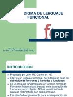 Diapositivas Paradigma Funcional