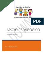 Estilo y Características Del Aprendizaje SINDROME de DOWN