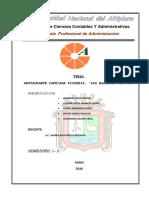 Procesos y Funciones de La Administracion.