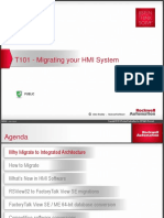 t 101 Migrating Your Hmi System