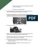 IPL FINAL -Questions