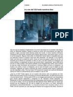 Historia y Uso Del CGI Hasta Nuestros Días