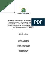 Relatório da CPI da Previdência no Senado Federal