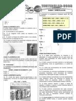 Química - Pré-Vestibular Impacto - Ácidos - Nomenclatura III
