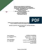 Informe de Servicio Comunitario Actualizado Por Juan Anchundia