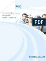AirLive N.plug Manual