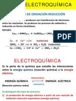 Tema i Electroquímica 2017-II