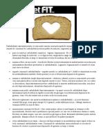 Regulile carbohidratilor