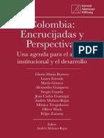Colombia - Encrucijadas y Perspectivas