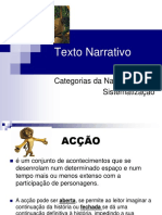 Categorias Da Narrativa (Blog 8 09-10)