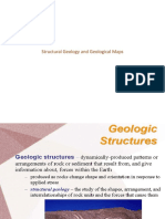 Structural Geology and Geological Maps