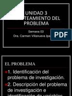 3 El Problema