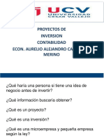2017 II- Sesion 1-Proyectos Inversion
