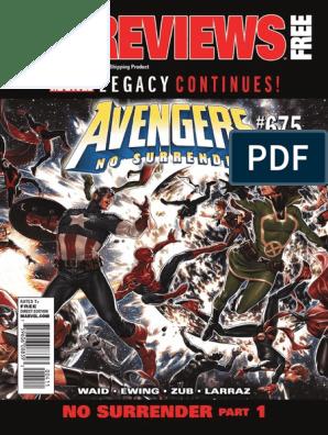 Marvel AVENGERS #675 McKone Avengers Variant NM//M