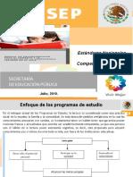 Estándares Nacionales para la Competencia Lectora