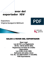 TRIBUTARIO-Saldo a Favor del Exportador IGV.pdf