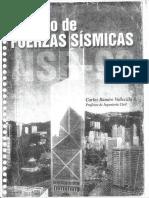 Calculo de Fuerzas Sismicas NSR-98