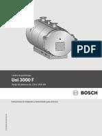 Manual de Instalación Uni3000F