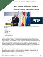 prensa, la irrelevancia de la Marca España en datos_ ni viaja, ni gasta, ni influye