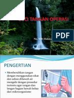 Wr Cuci Tangan Operasi