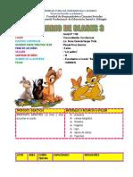 Diario de Clase Semana 3