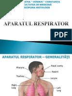 LP3.Aparatul Respirator