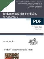 Epidemiologia Das Condições Periodontais