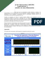Instructivos de Programas de Practicas Virtuales Fisica 1.