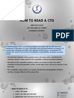 How to read a CTG