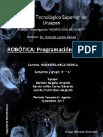 2 Programacion de Robots