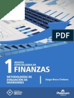 Metodologías de evaluación de inversiones