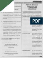 Normas Para La Seleccion y Contratacion Del Gerente General en Las Cooperativas de Ahorro y Credito