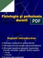5 Durerea Fiziopatologie Psiho