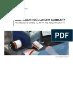Brady Safety Arc Flash NFPA Whitepaper