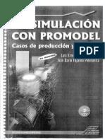 196734717 Simulacion Con Promodel Casos de Produccion y Logistica