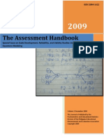 The Assessment Handbook