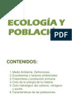 Ecología y Población