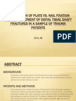 Comparison of Plate VS. Nail Fixation.pptx