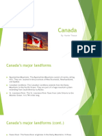 Canada Powerpoint