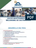 2º Desmontar y Montar Mecanismo de Distribucion