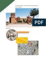 Interaccion de La Iconografía Andina Con La Arquitectura Barroca