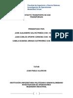 Proyecto TransporGas
