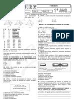 Química - Pré-Vestibular Impacto - Exercícios Extras - Ligações Químicas 02