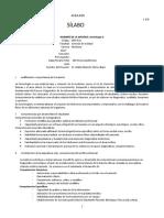 Formato de Nuevo Silabo SEMIOLOGIA II