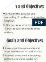 Inset-Goals and Objectives